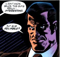 Bruce Wayne Citizen Wayne 001