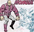 Mongul Earth-One 0001