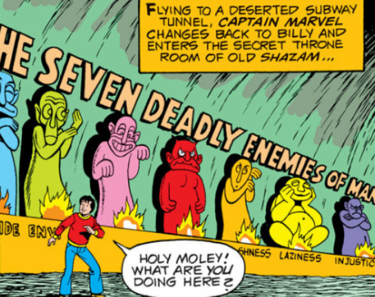 Shazam ( Dc comics) avec Dwayne Johnson (2019) - Page 6 Latest?cb=20130405204450