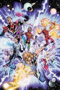 Legion of Super-Heroes 0005
