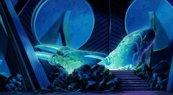 Wakandan Chitauri Ship UA2