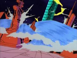 Galactus Tidal Wave Zenn-La