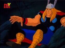 Thor Calls Mjolnir