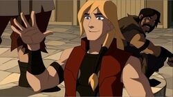 Thor Lies For Warriors Three TTA