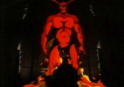 Satan Appears Before Priest DSD