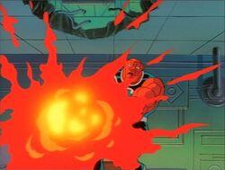 Thing Stops Mjolnir Fireball