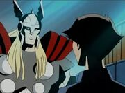 Thor Leaves Jane AEMH