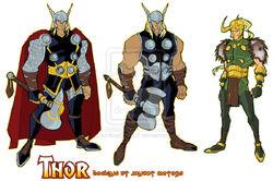 Thor Series Concept