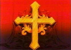 Dracula Cross Ruins DSD