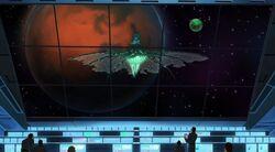 SHIELD Command Ship UA2
