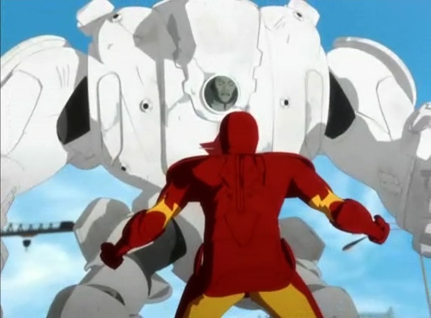 Image - Iron Man vs the Crimson Dynamo.jpg | Marvel ...