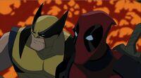 Deadpool Wolverine HV