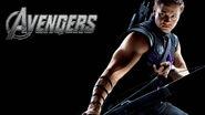 Hawkeye Avengers poster