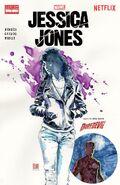 Jessica Jones (Comics) Cover