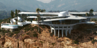 Tony Stark's Mansion