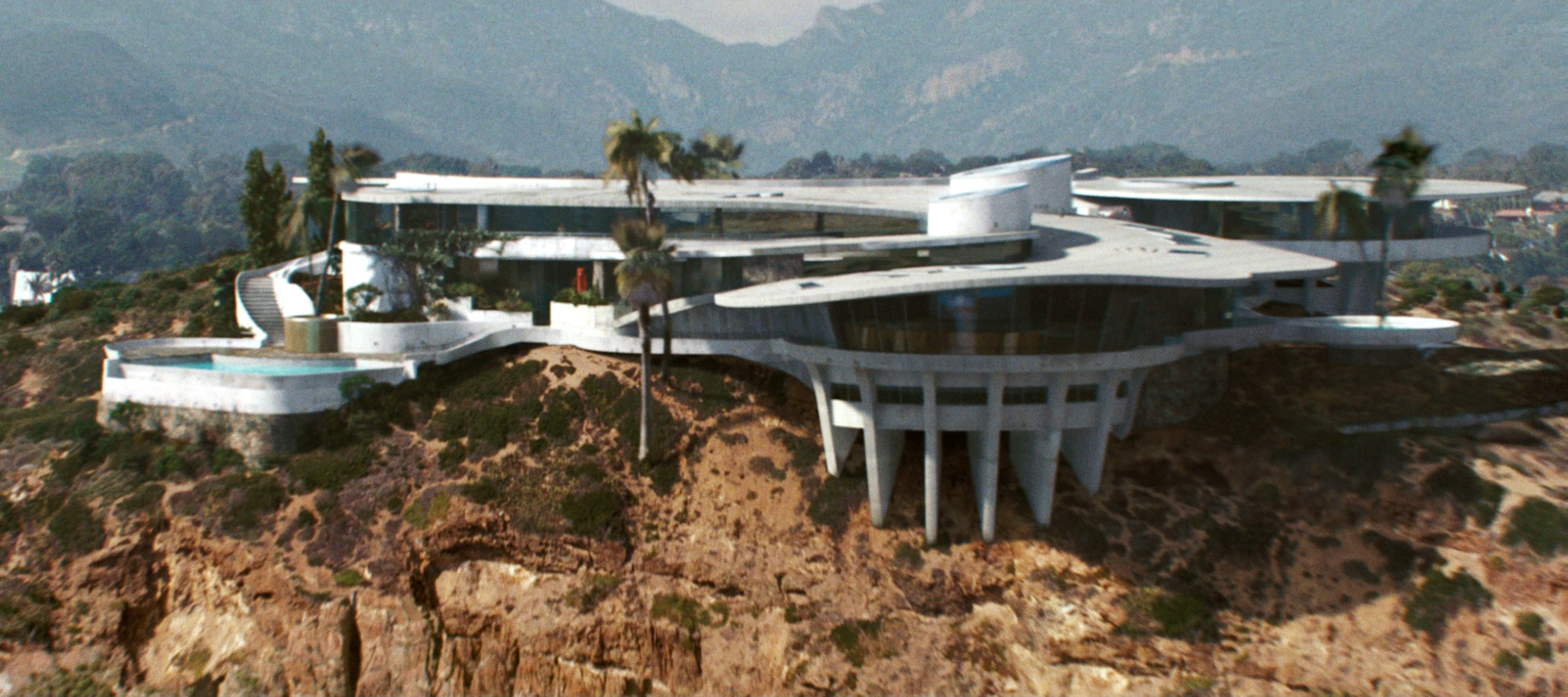 Tony Stark S House Floor Plans Home Design And Style