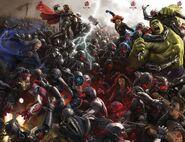 Avengersageofultronconceptartposter