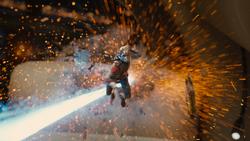 Ant-Man explosion