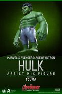 Hulk artist mix 3