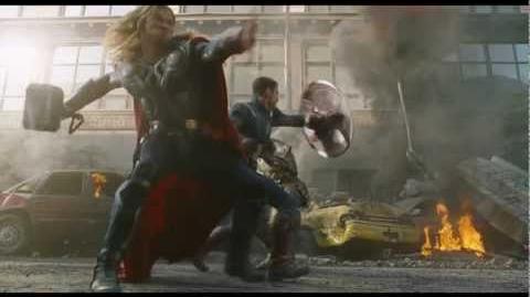Redlight King - Comeback (From Marvel's THE AVENGERS)