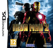IronMan2 DS Aust cover