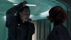 LokiThreatensRomanoff-Avengers