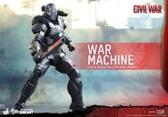 War Machine Civil War Hot Toys 1