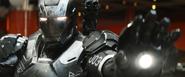 Congratulations Cap (War Machine Armor Mark III)
