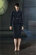 Maria Hill Uniform Concept Art