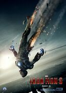 Iron Man 3 fall poster