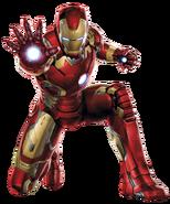 AoU Iron Man Mk43 art