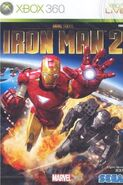 IronMan2 360 AS cover