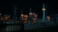 Roxxon Refinery