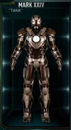 IM Armor Mark XXIV