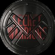 Secret warriors logo