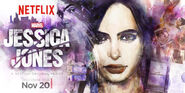 Marvel-Jessica Jones-Netflix-Poster