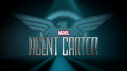 Agent Carter Series Logo