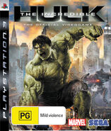 Hulk PS3 AU cover