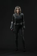 Quake Agents of Shield Outfit