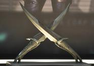 SDCC-2013 Drax Knives