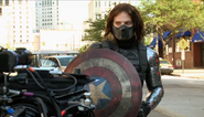 Captain America The Winter Soldier Behind the scenes-6