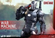 War Machine Civil War Hot Toys 7
