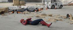 Spider-Man's done