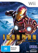 IronMan Wii AU cover