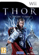 Thor Wii IT cover
