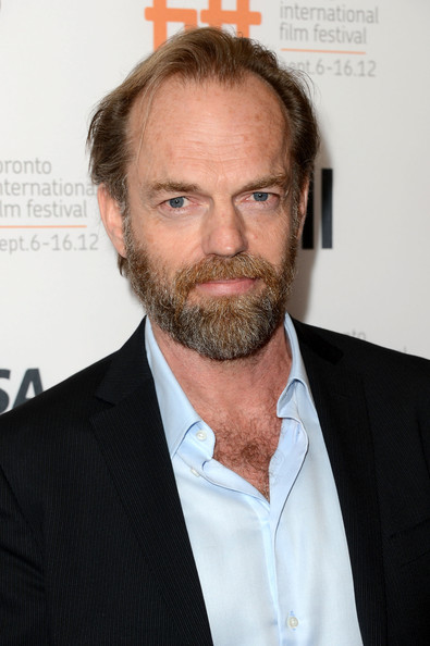 hugo weaving v