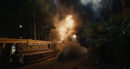 Ant-Man track explosion