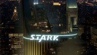 Stark Tower Sighboard