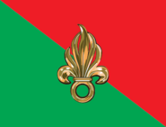 Flag of French Foreign Legion