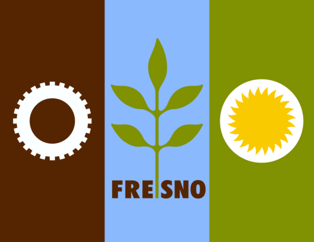 File:Flag of Fresno.png
